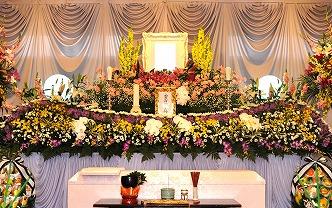 大和高田85祭壇
