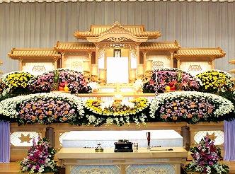 平群野菊の里斎場100祭壇