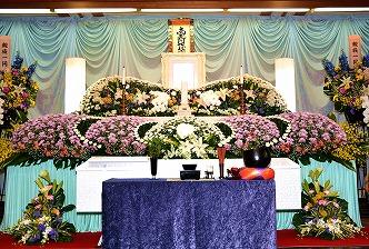 100プラン祭壇