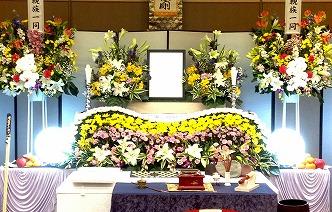 東山霊苑火葬場39祭壇